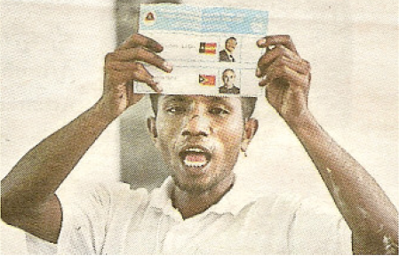 Osttimors gerilla oppnar dialog
